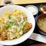 味一 - 2014年4月 カツ丼【810円】