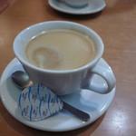 ケーブランチ - ホットコーヒー