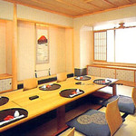 日本料理 磯風 - 少人数での接待や商談におすすめ【二の間】