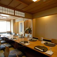 日本料理 磯風 - ご法要後のお食事にも人気のお座敷個室
