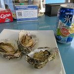 佐久間海産商会 - 料理写真:今回食べたもの