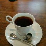 語りばさ - パスタランチ ホットコーヒー