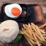 Hamburger Cafe UNICO - NASUバーガー