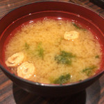60904243 - 味噌汁