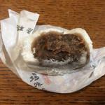 伊勢屋本店 - 塩味饅頭 こし