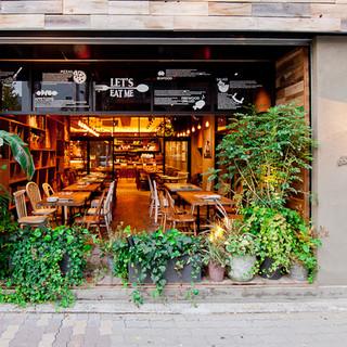 南堀江でおしゃれにランチ・カフェ・ディナーを!