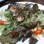 バラティエ - サラダ