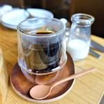スモーブロー キッチン ナカノシマ - コーヒー