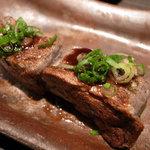 串玄 - 生麩串焼き