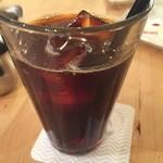 アヴァンソン - アイスコーヒー