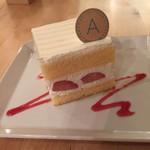 アヴァンソン - ショートケーキ