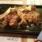 骨付肉専門 徳太郎 - 骨付き肉。赤鶏