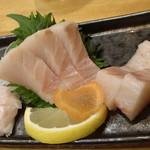 瀬戸内海鮮料理 白壁 - さわら刺身
