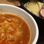 麺屋 睡蓮 - スープは地味?