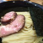 麺屋 睡蓮 - 綺麗な麺。