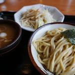 東池袋大勝軒 いちばん - 濃厚つけ麺(並盛) 野菜トッピング