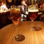 シャンパン&醤油バー フルートフルート - ☆まずは乾杯です(^o^)/☆