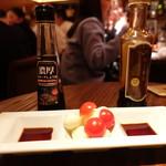 シャンパン&醤油バー フルートフルート - ☆カプレーゼ(●^o^●)☆