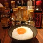 シャンパン&醤油バー フルートフルート - ☆【シャンパン&醤油バー フルートフルート】さん…卵ごはん(≧▽≦)/~♡☆
