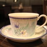 珈琲屋らんぷ  - 綺麗なコーヒーカップ