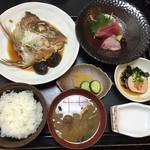 ゆう - 煮魚御膳
