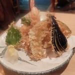 岩水 - 料理写真:天ぷら