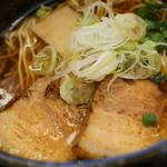 麺屋いっちょう - 料理写真:醤油