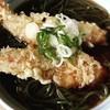 まるみ江戸東 - 料理写真:天ぷらそば(税込1,150円)