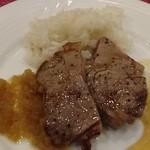ジャルダン - 牛肉のステーキ