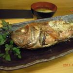 60920652 - 金目の煮魚