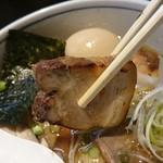 麺処 びぎ屋 - チャーシュー