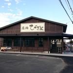 麺処 びぎ屋 - オープン前外観