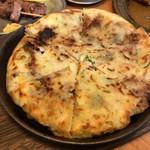 フナバシ屋 - 牛スジねぎ焼き