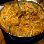 肉バルGABURICO - GABURICO特製★ガッツリ《1ポンド》肉29鍋