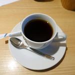 カレーショップ C&C - ホットコーヒー130円
