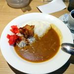 カレーショップ C&C - 朝カレーA350円