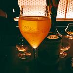 バー カヴァロ - 『Chateau du Breuil15年のシャンパン割り』様、勝手にフレンチ100って名前にしようw