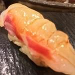 つきぢ神楽寿司 - 真鯛