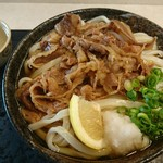 60926770 - 肉ぶっかけ冷大(520円)