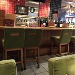 60928137 - カフェ風の店内は新しく綺麗。