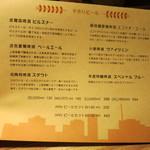 60929497 - 日本語によるビールの説明