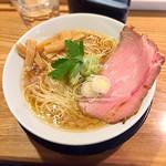 仙台中華蕎麦 仁屋 - 中華蕎麦 大盛 780円