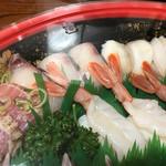 海鮮屋 鮨丼 -