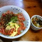 6094980 - 飛騨牛鉄火丼/1,800円