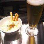 スタンドプラス - 生ビール+ポテサラ