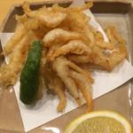 60945107 - 白えびの天ぷら