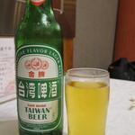 SHIN YEH - 金牌台湾ビール130元