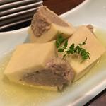 二毛作 - 肉詰め高野豆腐…おダシがウメー∑(゚Д゚)