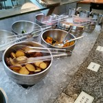 神戸屋レストラン - サラダバー