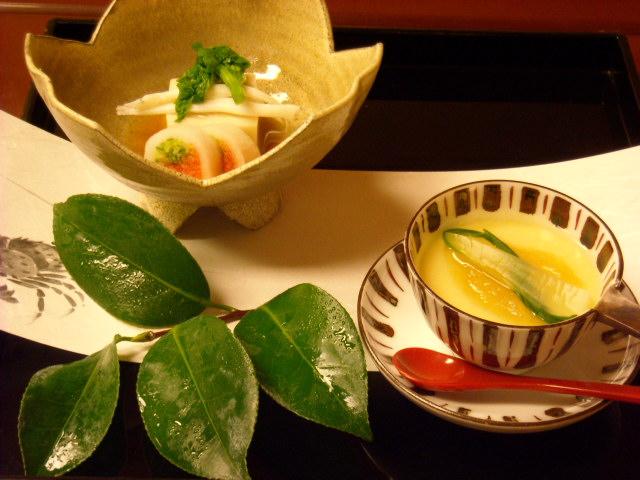 日本料理 比翼